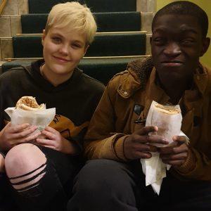 Danni and Eben