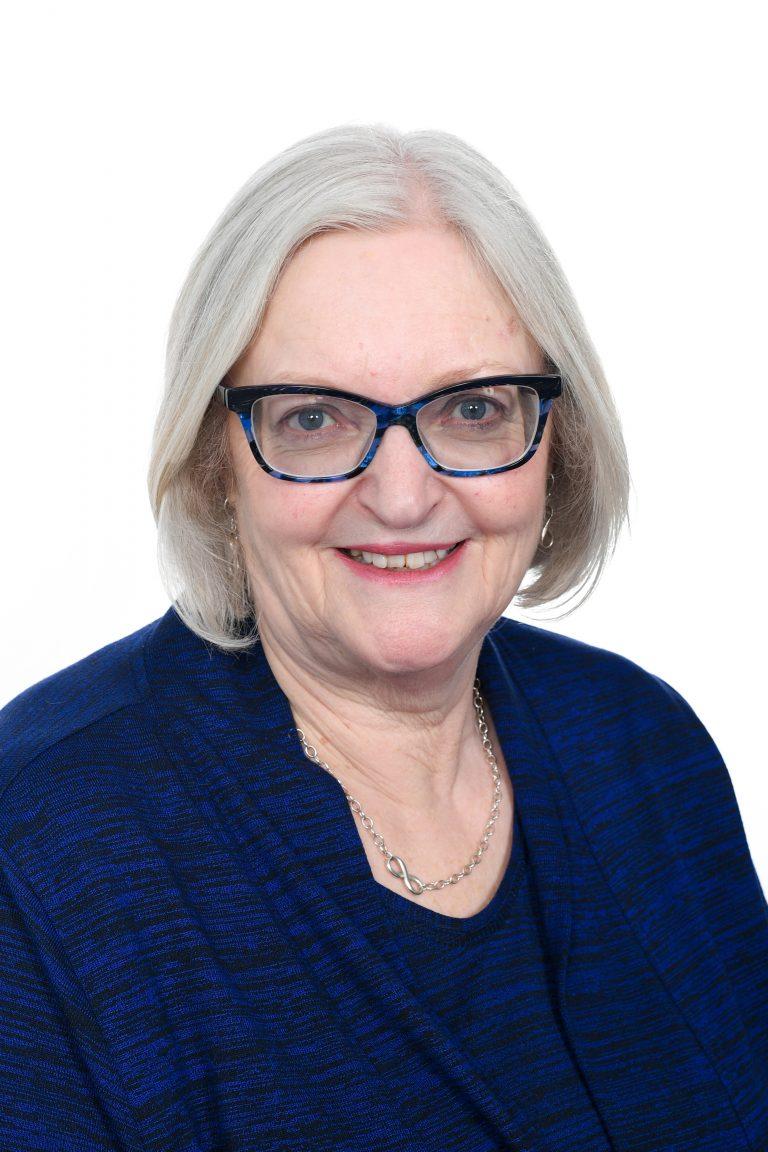 Vice Chair, Sue Ayres