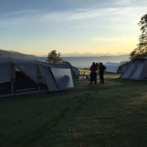 Rising from Camp NCW