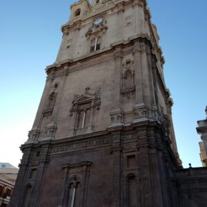 Bell Tower, Murcia cathedral