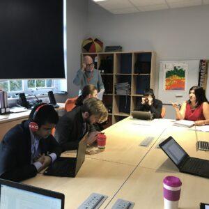 CV workshop with Seema Flower