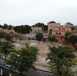 Panoramic views of Murcia