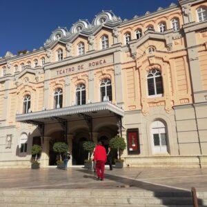 Rome Theatre, Murcia