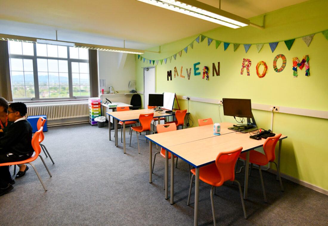 Learning - Malvern Room