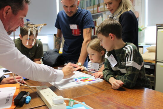 Events - Family Day Science