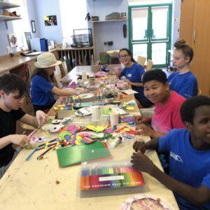 Events - Summer Activity Break - Arts & Crafts