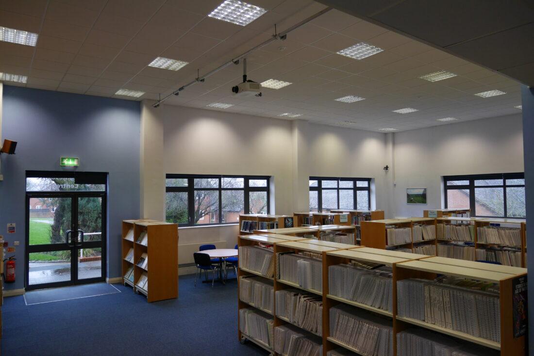 Facilities - LRC and Chapel