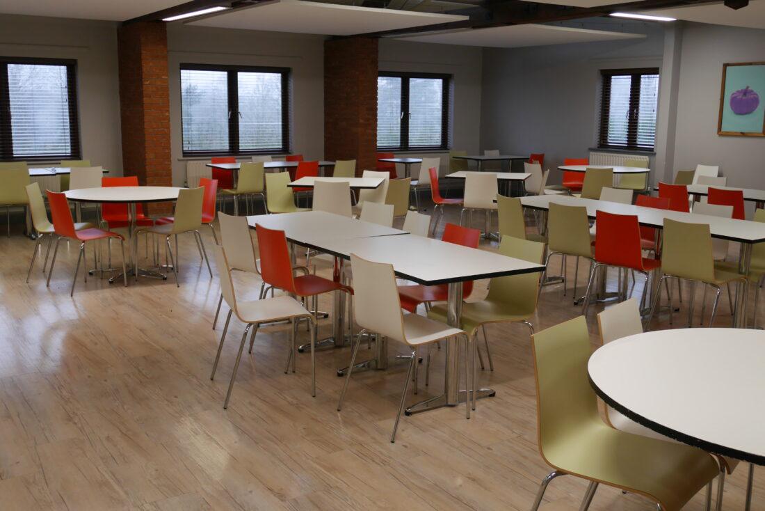 Facilities - dining room