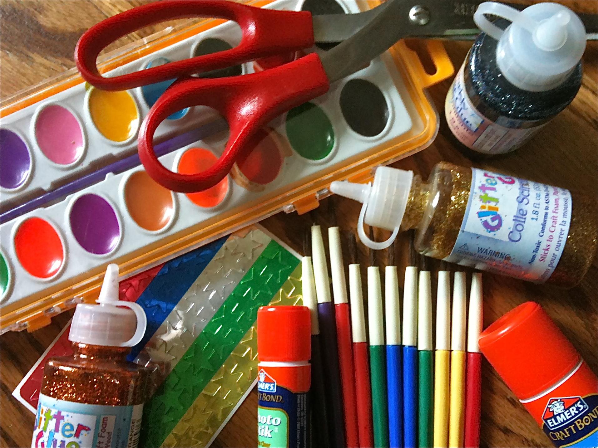 Art and Craft Equipment