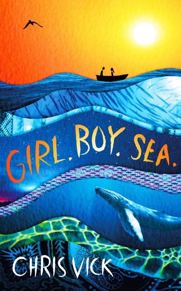 Cover of Girl. Boy. Sea