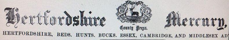 Hertford Mercury Title