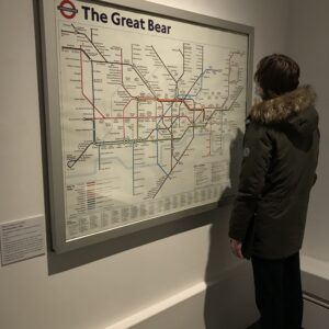 'The Great Bear' by Simon Patterson