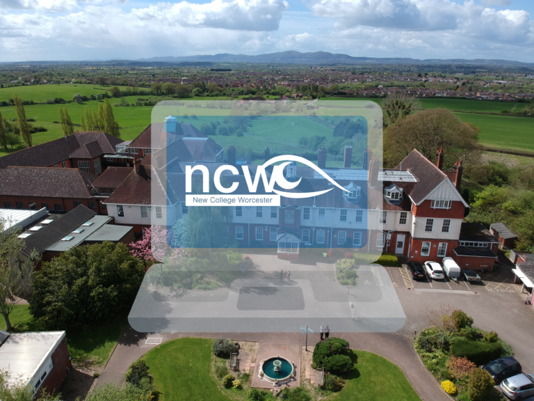 NCW with computer