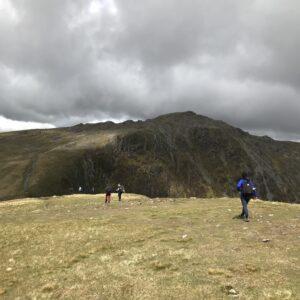 Navigating across the summit
