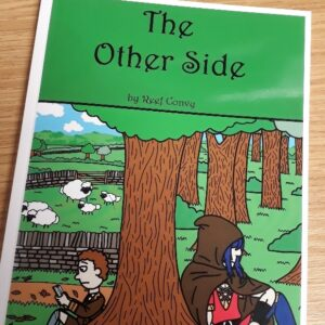 Reef's book, The Other Side